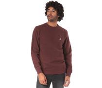 Bjarke Printed - Sweatshirt - Rot