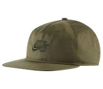 Pro Snapback Cap - Grün