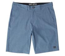 Crossfire X - Shorts - Blau