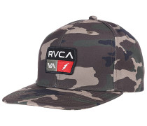 9Volt Snapback Cap - Camouflage