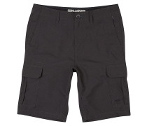 Scheme Submersible - Shorts - Schwarz
