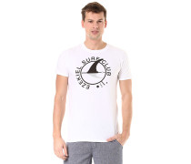 Surf Club - T-Shirt - Weiß