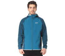 Zenon Softshell - Outdoorjacke - Blau