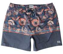 Spinner Stretch Lb - Boardshorts - Blau