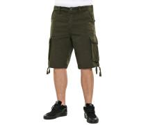 New - Cargo Shorts - Grün