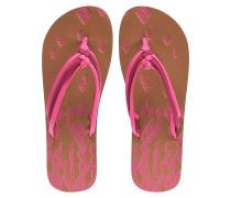 3 Strap Ditsy - Sandalen - Pink
