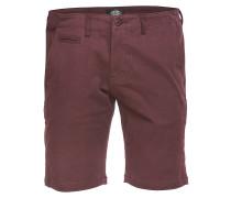 Palm Springs - Chino Shorts - Rot