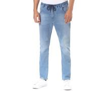 Jogger - Jeans - Blau