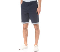 Authentic Cuff - Chino Shorts - Blau