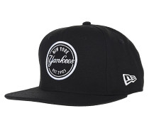 Emblem MLB Patch New York Yankees Snapback Cap