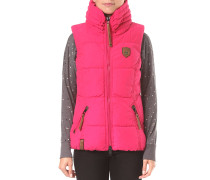 Hasenbergl Flavour II - Outdoorweste - Pink