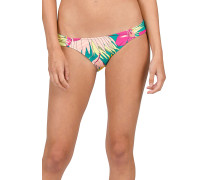 Hot Tropic Modest - Bikini Hose - Blau