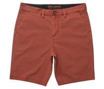 New Order X Ovd - Chino Shorts - Rot