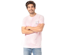 Wash TV Screen 7 - T-Shirt - Pink