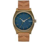 Time Teller Uhr - Blau