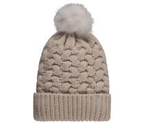 Nora Wool Alpaca Mix - Mütze - Beige