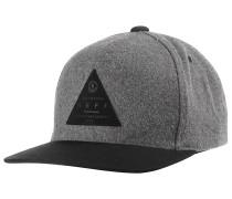 Cap Melton Snapback Cap - Grau