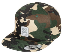 Snapdragger Snapback Cap - Camouflage