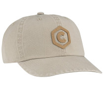The Colby Strapback Cap - Beige