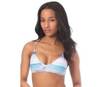 Washed Lines Crossback - Bikini Oberteil