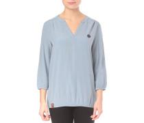 Diese Motzfotz - Bluse - Blau