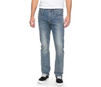 Revolver Fleece - Jeans - Blau