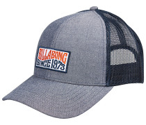 Walled - Trucker Cap - Blau