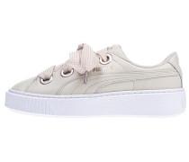 Platform Kiss Lea - Sneaker - Beige