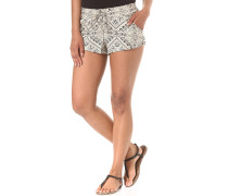 Other Side - Shorts - Beige