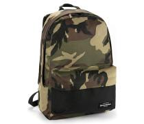 Malder - Laptoprucksack - Camouflage