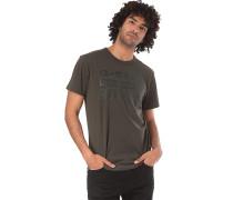 Swando Graphic Regular - T-Shirt - Grün