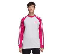 3-Stripes - Langarmshirt - Pink