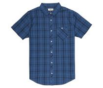 All Day Check - Hemd - Blau