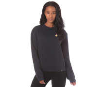Candy Heart - Sweatshirt - Blau
