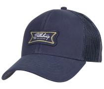 Walled Trucker Cap - Blau