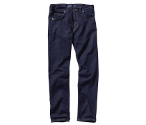 Performance Straight Fit - Long - Jeans - Blau