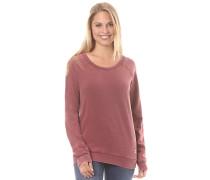 Essential Crew - Sweatshirt - Rot