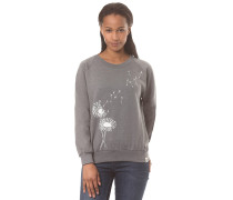 Pusteblume - Sweatshirt - Grau