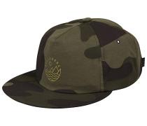 Surftrek Snapback Cap - Camouflage