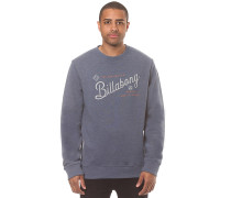 Wilcox Crew - Sweatshirt - Blau