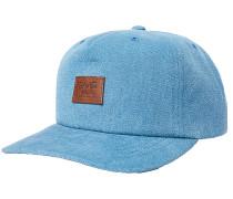 Grade III Snapback Cap - Blau