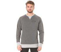 Clyde Crew Neck - Sweatshirt - Grau