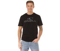 - T-Shirt - Schwarz