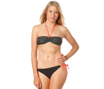 Quail - Bikini Set - Schwarz