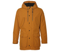 Journey Parka - Funktionsjacke - Braun