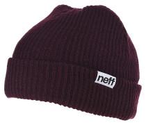 Fold Mütze - Rot