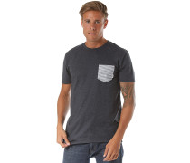 Choppy Day - T-Shirt - Blau