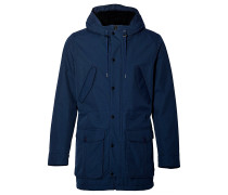 Journey Parka - Funktionsjacke - Blau