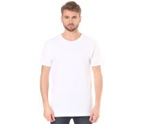 Ligull Long 2 - T-Shirt - Weiß