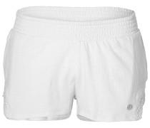 Smock Festival - Shorts - Weiß